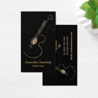 Modelo de cartão de negócios do logotipo da