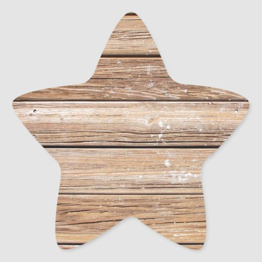 MODELO DE MADEIRA MARROM BACKG da TEXTURA do Adesivos Em Forma De Estrelas