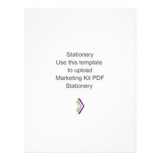 Modelo de mercado do jogo dos artigos de papelaria panfletos personalizado