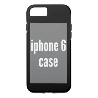 modelo do ajustado do vertical do caso do iPhone 7 Capa iPhone 7