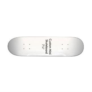 """Modelo do mini ¼ feito sob encomenda do skate 7"""""""