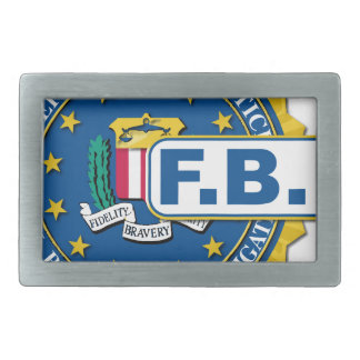 Modelo do selo do FBI