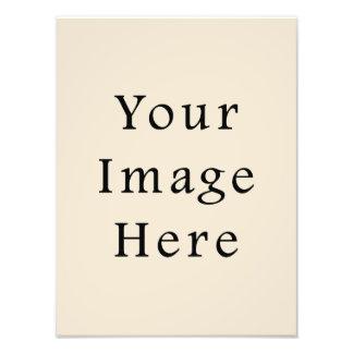 Modelo do vazio da tendência da cor de Tan da arei Impressão De Foto