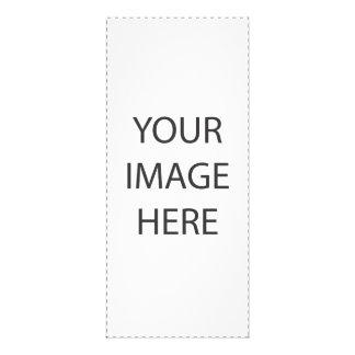 Modelo feito sob encomenda da imagem 10.16 x 22.86cm panfleto