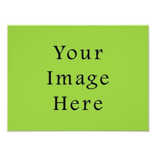 Modelo leve do vazio da tendência da cor de verde  arte de fotos