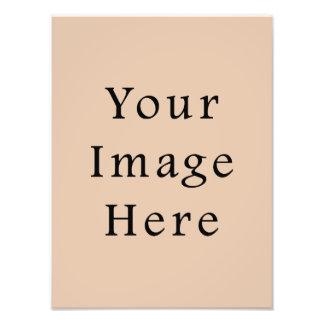 Modelo neutro do vazio da tendência da cor da arei impressão fotográfica