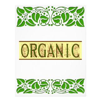 Modelo orgânico do insecto do provérbio panfletos personalizados