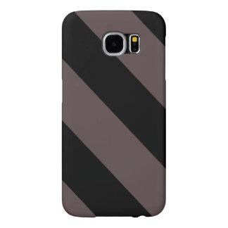 Modelo preto do caso do teste padrão Samsung6 da Capa Para Samsung Galaxy S6