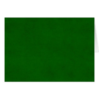 Modelo Textured profundo verde do pergaminho do Na Cartão De Nota