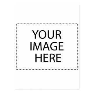 Modelos verticais cartão postal