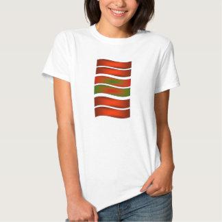 Moderno abstrato t-shirts