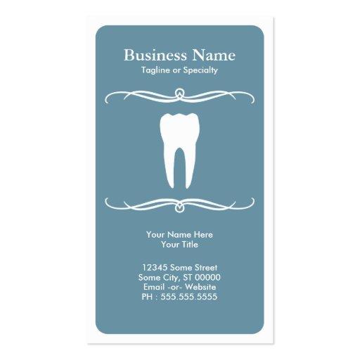 modificação dental modelos cartoes de visitas