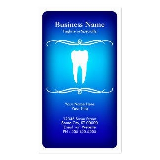 modificação dental modelo cartao de visita