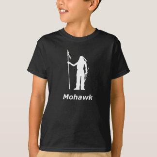 Mohawk indiano camiseta