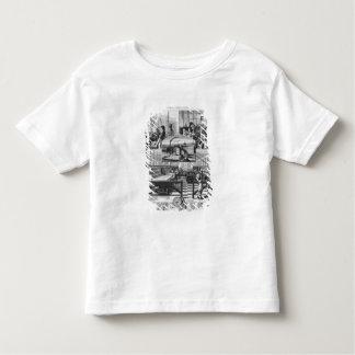 Moinhos da empresa de linho de Willimantic Camisetas