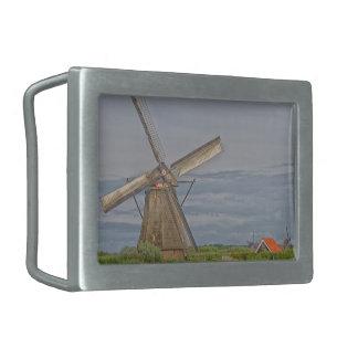 moinhos de vento do local do património mundial de