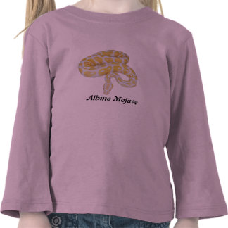 Mojave do albino t-shirt