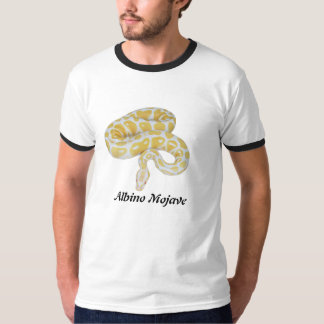 Mojave do albino tshirts
