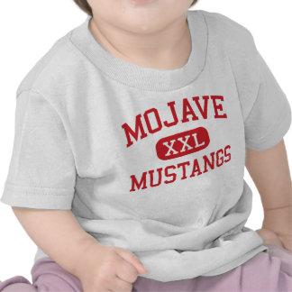 Mojave - mustang - alto - Mojave Califórnia Camisetas
