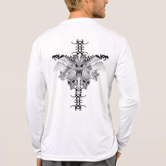 Molde abaixo do heretic camiseta