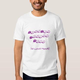 Molde do camarão de CampCon - branco T-shirt
