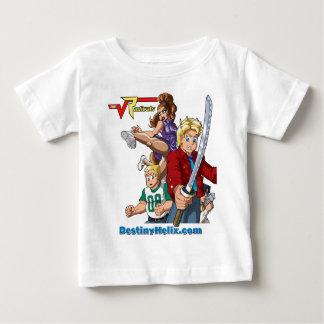 Molde do cano principal da ativação dos radicais camiseta