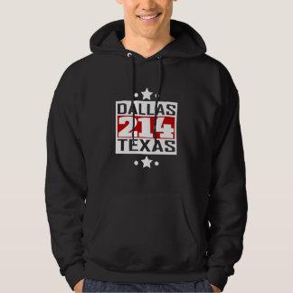 Moletom 214 código de área de Dallas TX