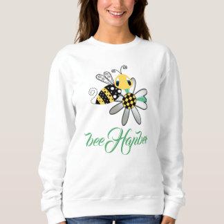 Moletom A camisola básica das mulheres de Hapbee- da