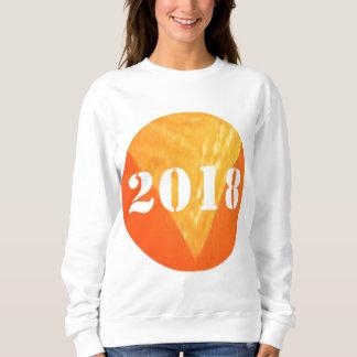 Moletom A camisola básica de 2018 mulheres Brave exterior