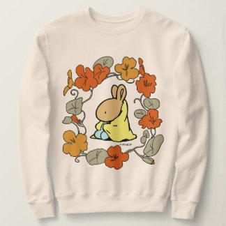 Moletom A camisola das mulheres gerais do coelho