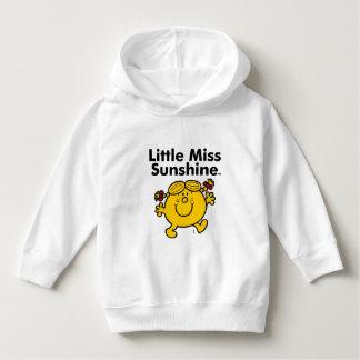 Moletom A senhorita pequena pequena Luz do sol da