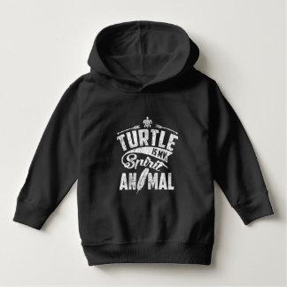 Moletom A tartaruga é meu animal do espírito