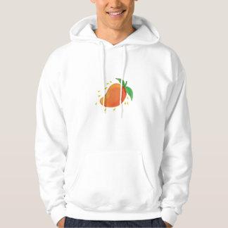 Moletom Aguarela suculenta da fruta da manga