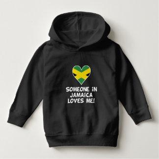 Moletom Alguém em Jamaica ama-me