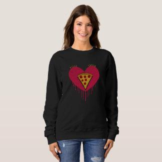 Moletom Amante da pizza