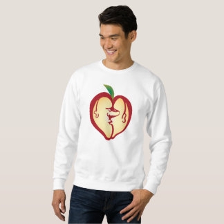 Moletom Amante de Apple
