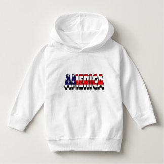 Moletom América! HOODIE DA CRIANÇA