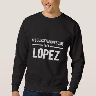 Moletom Amor a ser t-shirt de LÓPEZ