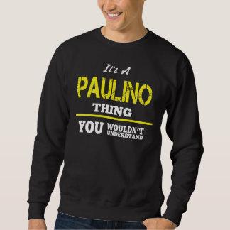 Moletom Amor a ser Tshirt de PAULINO
