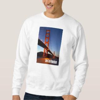 Moletom Amor San Francisco
