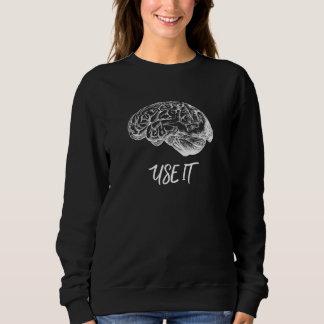 Moletom Anatomia do cérebro - use-a