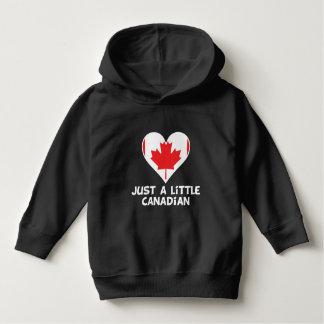 Moletom Apenas um pouco canadense