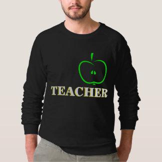 Moletom Apple frutifica na camisola do Raglan dos homens