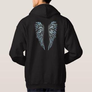 Moletom Asas escuras do anjo
