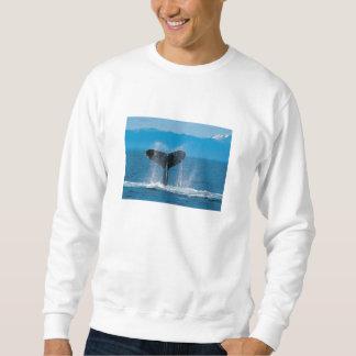 Moletom Baleia de Humpback
