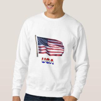 Moletom Bandeira americana