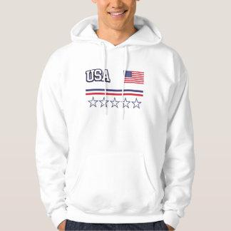 Moletom Bandeira dos Estados Unidos
