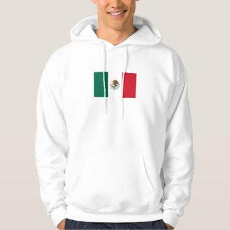 Moletom Bandeira mexicana patriótica