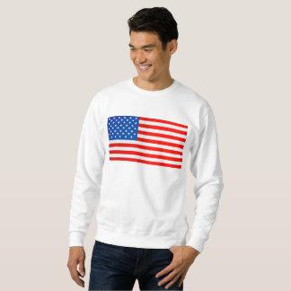Moletom Bandeira nacional de Estados Unidos