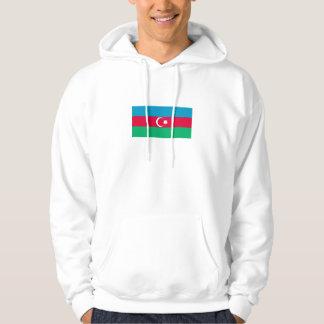 Moletom Bandeira patriótica de Azerbaijan
